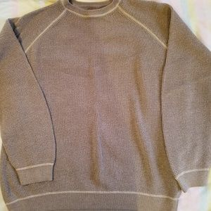 Mens sweater type top